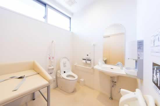 トイレ(ベビー台座)