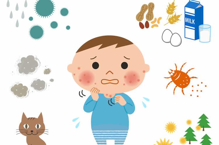 小児アレルギー外来